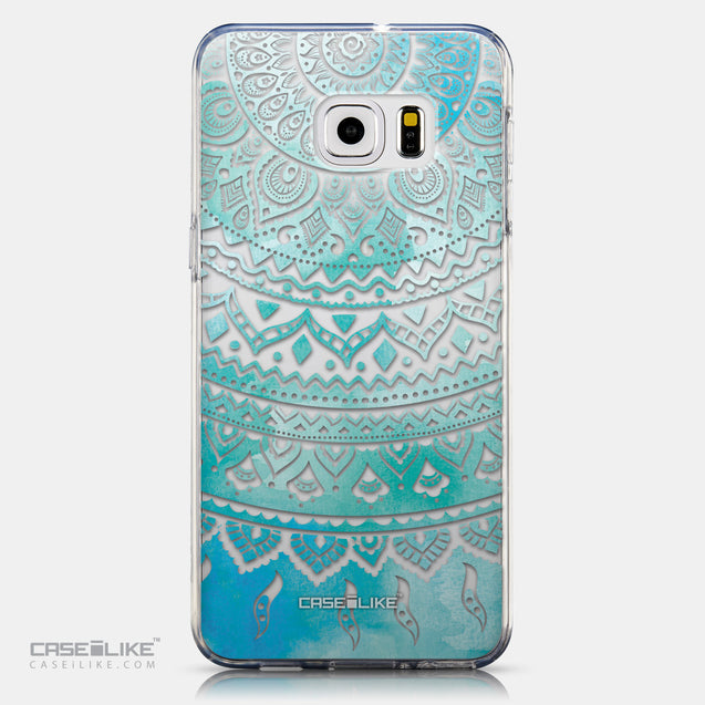 CASEiLIKE Samsung Galaxy S6 Edge Plus back cover Indian Line Art 2066