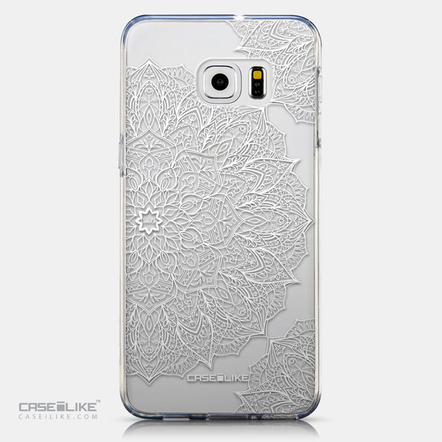 CASEiLIKE Samsung Galaxy S6 Edge Plus back cover Mandala Art 2091