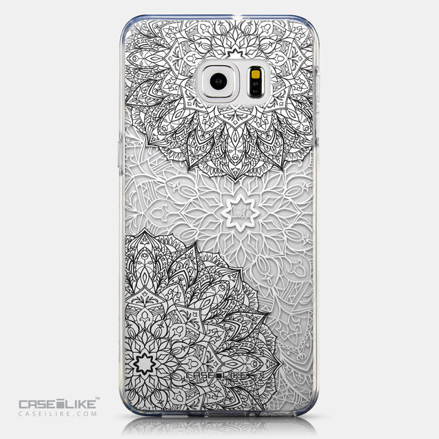 CASEiLIKE Samsung Galaxy S6 Edge Plus back cover Mandala Art 2093