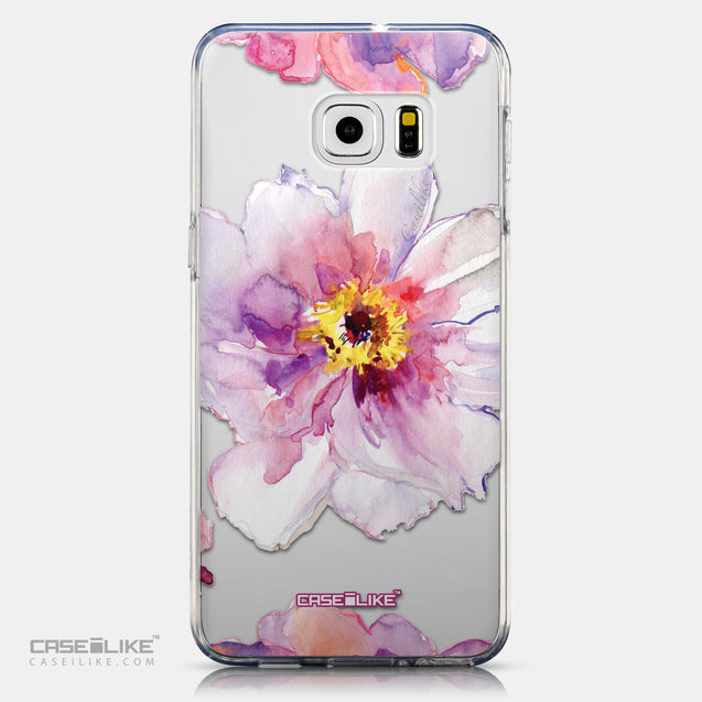 CASEiLIKE Samsung Galaxy S6 Edge Plus back cover Watercolor Floral 2231