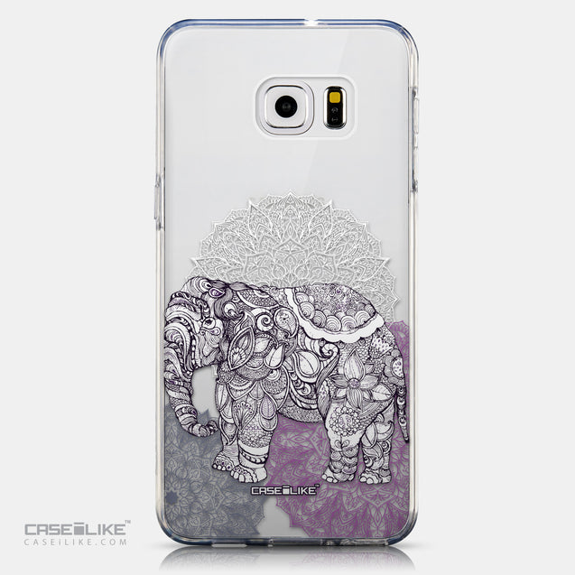 CASEiLIKE Samsung Galaxy S6 Edge Plus back cover Mandala Art 2301