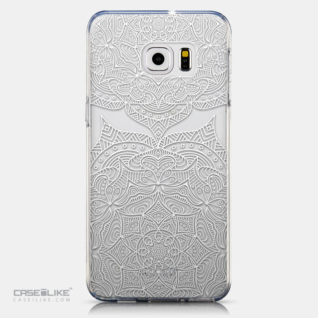 CASEiLIKE Samsung Galaxy S6 Edge Plus back cover Mandala Art 2303