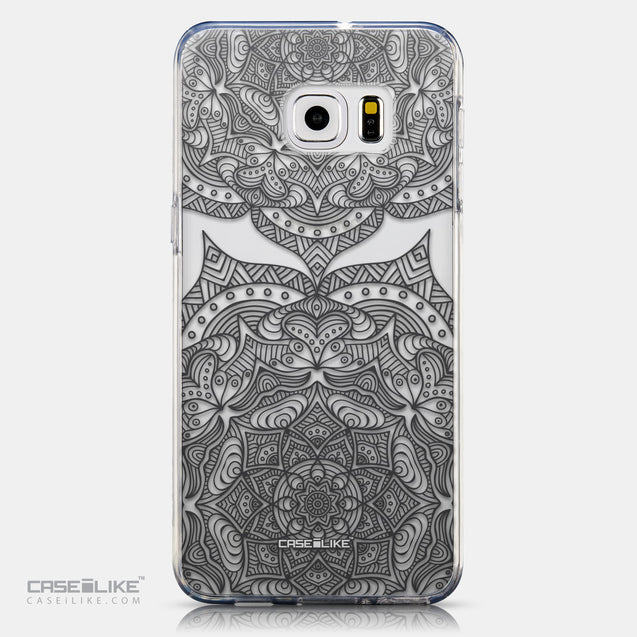 CASEiLIKE Samsung Galaxy S6 Edge Plus back cover Mandala Art 2304