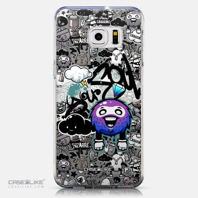 CASEiLIKE Samsung Galaxy S6 Edge Plus back cover Graffiti 2706