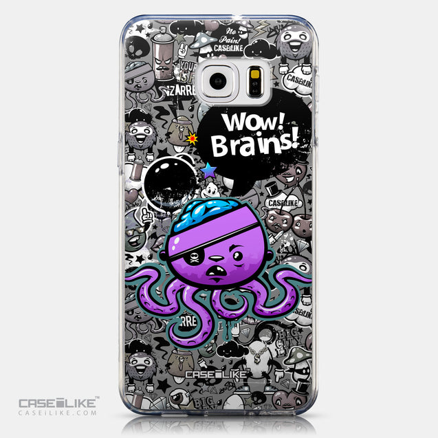 CASEiLIKE Samsung Galaxy S6 Edge Plus back cover Graffiti 2707