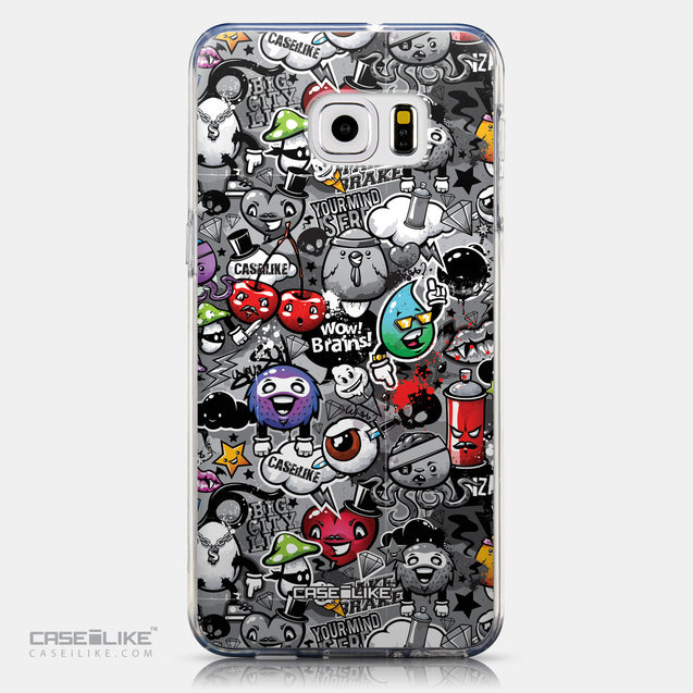 CASEiLIKE Samsung Galaxy S6 Edge Plus back cover Graffiti 2709
