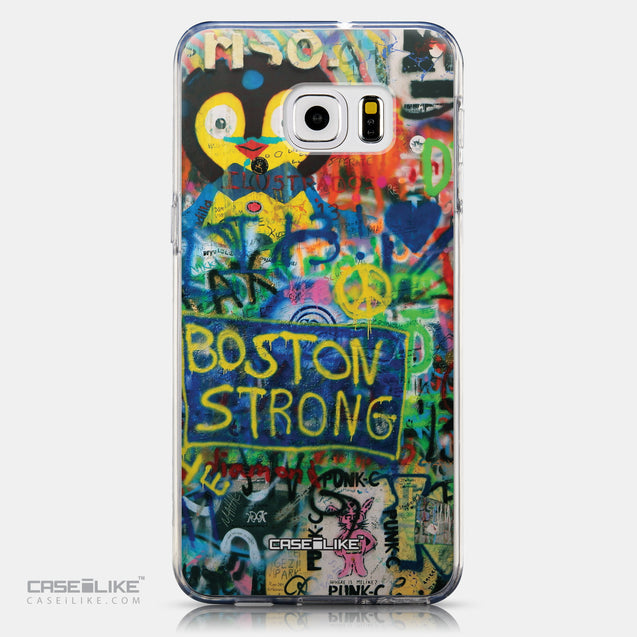 CASEiLIKE Samsung Galaxy S6 Edge Plus back cover Graffiti 2723