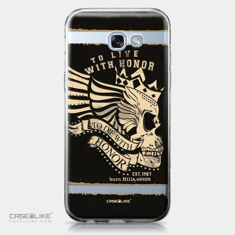 Samsung Galaxy A5 (2017) case Art of Skull 2529 | CASEiLIKE.com