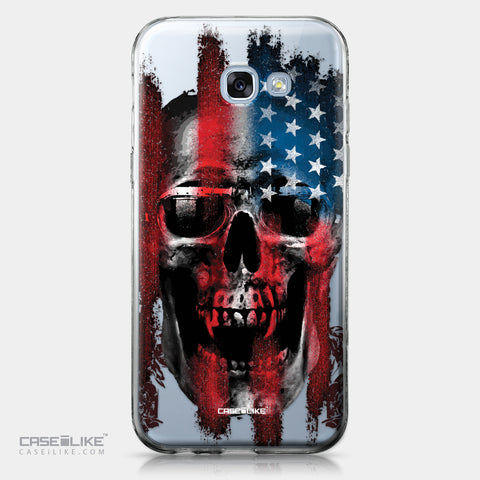 Samsung Galaxy A5 (2017) case Art of Skull 2532 | CASEiLIKE.com