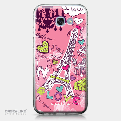 Samsung Galaxy A5 (2017) case Paris Holiday 3905 | CASEiLIKE.com