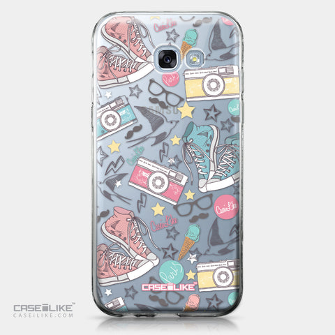 Samsung Galaxy A5 (2017) case Paris Holiday 3906 | CASEiLIKE.com