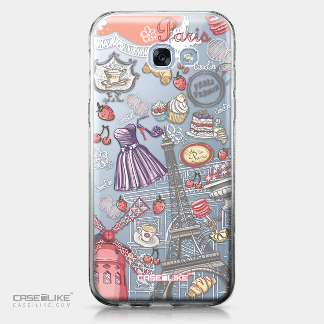 Samsung Galaxy A5 (2017) case Paris Holiday 3907 | CASEiLIKE.com