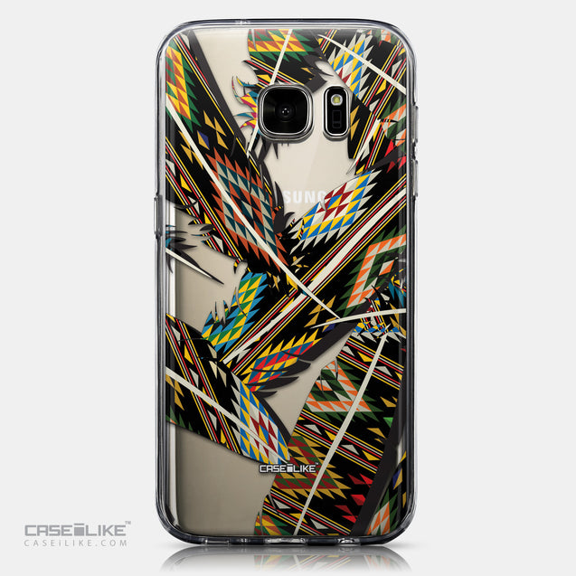 CASEiLIKE Samsung Galaxy S7 back cover Indian Tribal Theme Pattern 2053