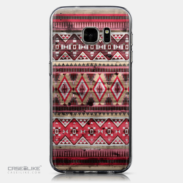 CASEiLIKE Samsung Galaxy S7 back cover Indian Tribal Theme Pattern 2057