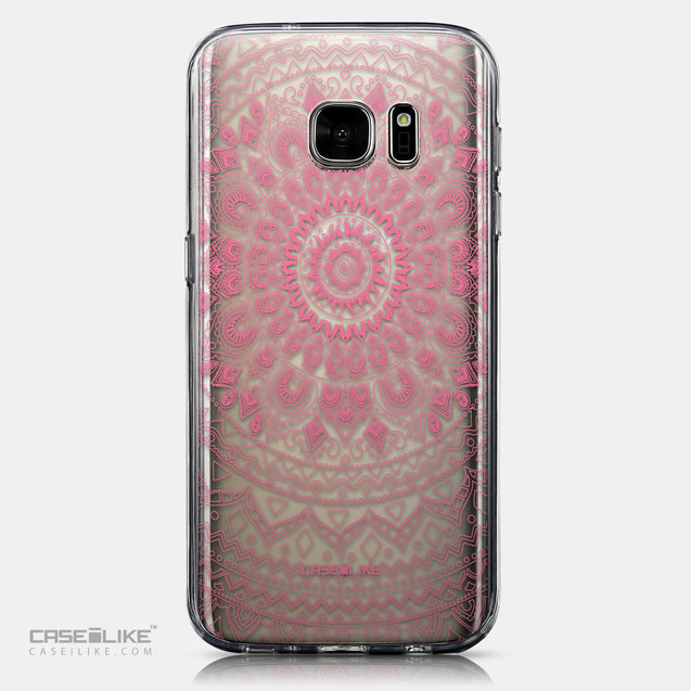 CASEiLIKE Samsung Galaxy S7 back cover Indian Line Art 2062