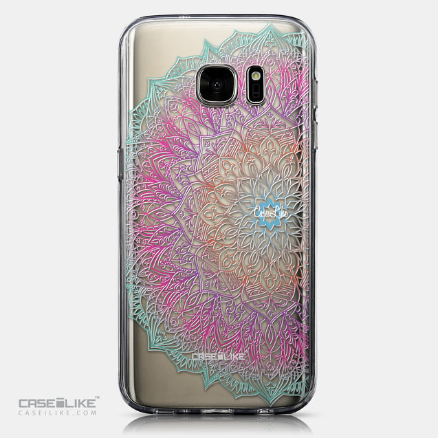 CASEiLIKE Samsung Galaxy S7 back cover Mandala Art 2090