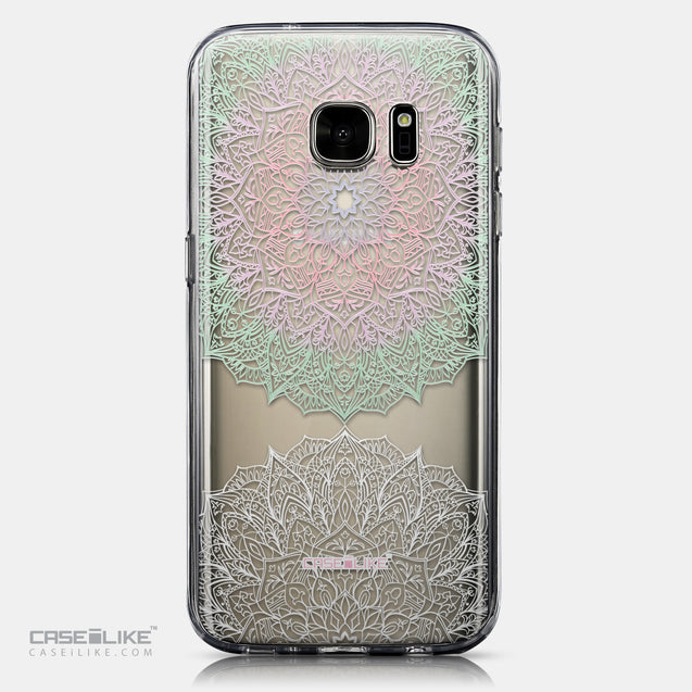 CASEiLIKE Samsung Galaxy S7 back cover Mandala Art 2092
