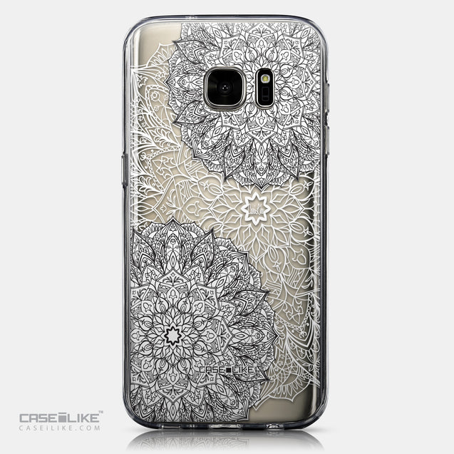 CASEiLIKE Samsung Galaxy S7 back cover Mandala Art 2093