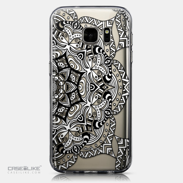 CASEiLIKE Samsung Galaxy S7 back cover Mandala Art 2096