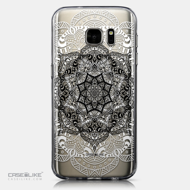CASEiLIKE Samsung Galaxy S7 back cover Mandala Art 2097