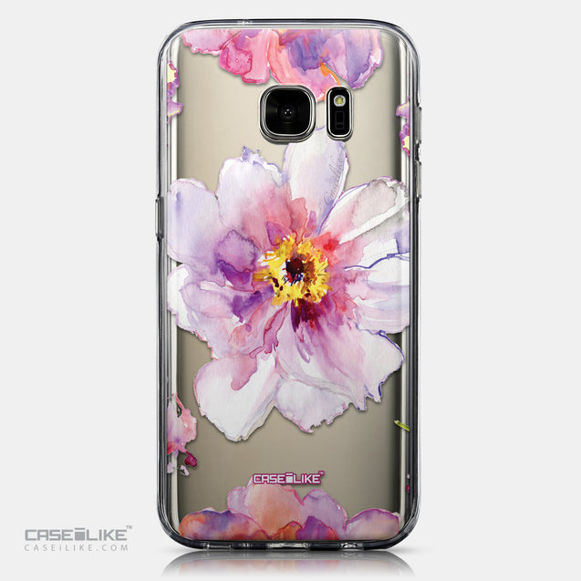 CASEiLIKE Samsung Galaxy S7 back cover Watercolor Floral 2231