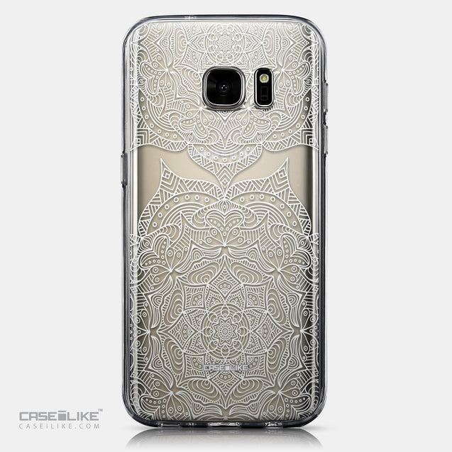 CASEiLIKE Samsung Galaxy S7 back cover Mandala Art 2303