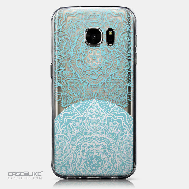CASEiLIKE Samsung Galaxy S7 back cover Mandala Art 2306