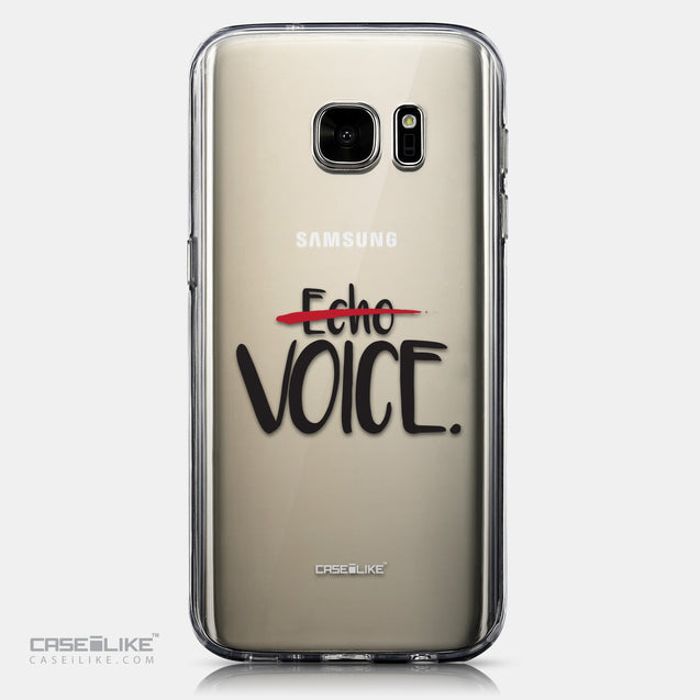 CASEiLIKE Samsung Galaxy S7 back cover Quote 2405