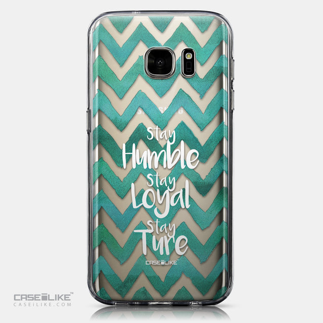 CASEiLIKE Samsung Galaxy S7 back cover Quote 2418