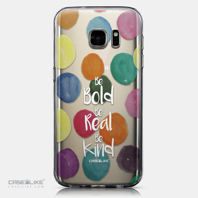 CASEiLIKE Samsung Galaxy S7 back cover Quote 2420