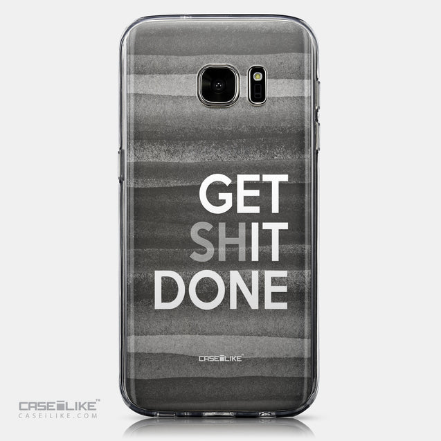 CASEiLIKE Samsung Galaxy S7 back cover Quote 2429