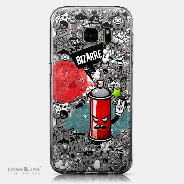 CASEiLIKE Samsung Galaxy S7 back cover Graffiti 2705