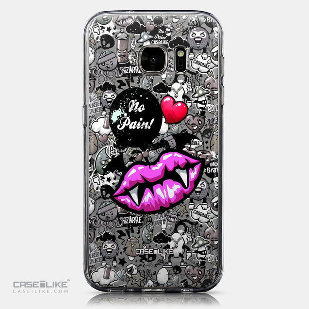 CASEiLIKE Samsung Galaxy S7 back cover Graffiti 2708
