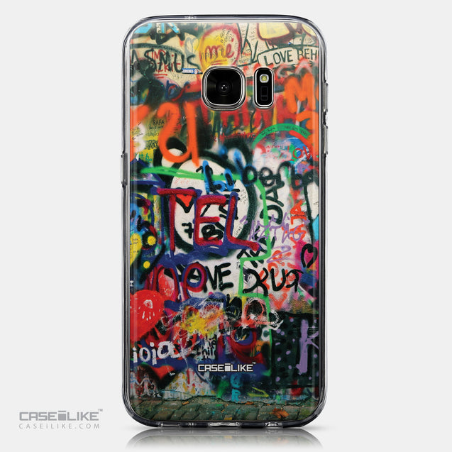 CASEiLIKE Samsung Galaxy S7 back cover Graffiti 2721
