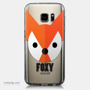 CASEiLIKE Samsung Galaxy S7 back cover Animal Cartoon 3637