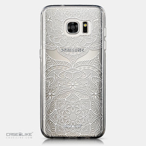 CASEiLIKE Samsung Galaxy S7 Edge back cover Mandala Art 2303