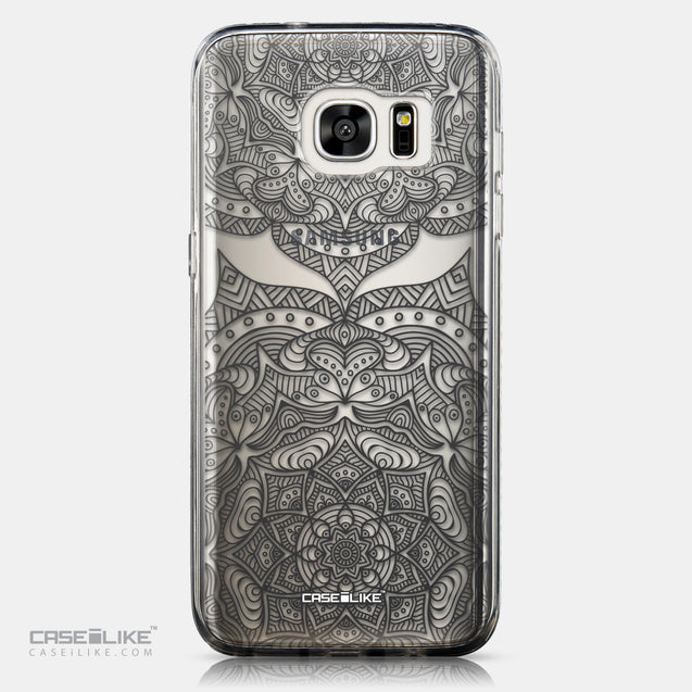 CASEiLIKE Samsung Galaxy S7 Edge back cover Mandala Art 2304