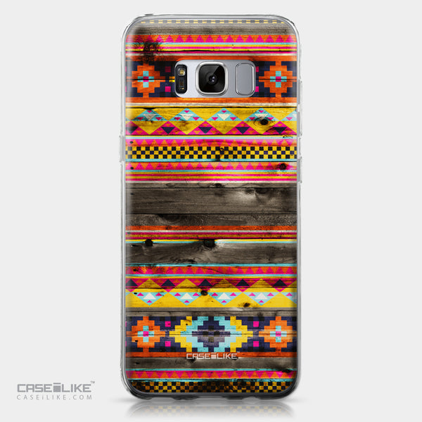 Samsung Galaxy S8 case Indian Tribal Theme Pattern 2048 | CASEiLIKE.com