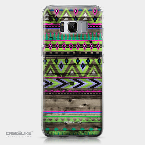 Samsung Galaxy S8 case Indian Tribal Theme Pattern 2049 | CASEiLIKE.com
