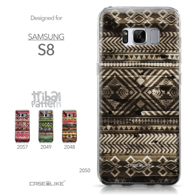 Samsung Galaxy S8 case Indian Tribal Theme Pattern 2050 Collection | CASEiLIKE.com