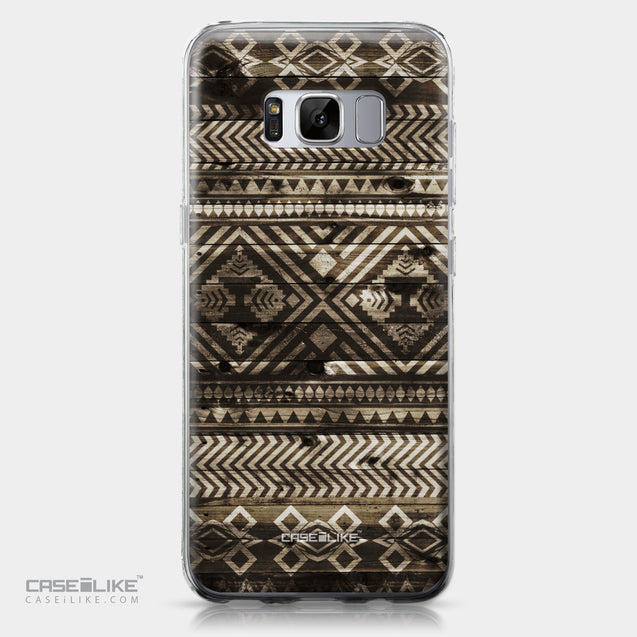 Samsung Galaxy S8 case Indian Tribal Theme Pattern 2050 | CASEiLIKE.com