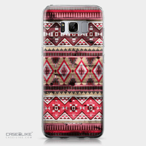 Samsung Galaxy S8 case Indian Tribal Theme Pattern 2057 | CASEiLIKE.com