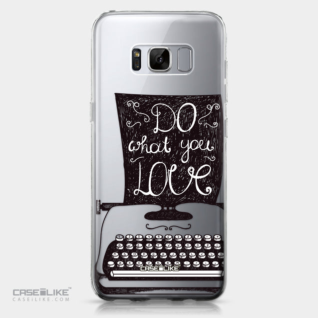 Samsung Galaxy S8 case Quote 2400 | CASEiLIKE.com