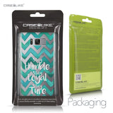 Samsung Galaxy S8 case Quote 2418 Retail Packaging | CASEiLIKE.com