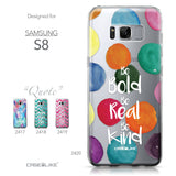 Samsung Galaxy S8 case Quote 2420 Collection | CASEiLIKE.com