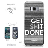 Samsung Galaxy S8 case Quote 2429 Collection | CASEiLIKE.com