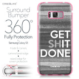 Samsung Galaxy S8 case Quote 2429 Bumper Case Protection | CASEiLIKE.com