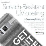 Samsung Galaxy S8 case Quote 2429 with UV-Coating Scratch-Resistant Case | CASEiLIKE.com