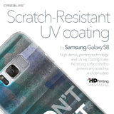 Samsung Galaxy S8 case Quote 2431 with UV-Coating Scratch-Resistant Case | CASEiLIKE.com