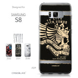 Samsung Galaxy S8 case Art of Skull 2529 Collection | CASEiLIKE.com